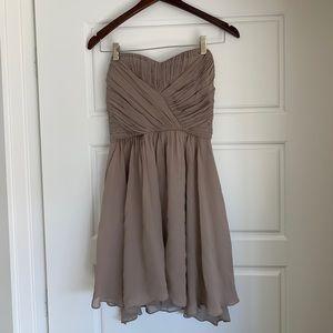 Yumi Kim Strapless Cocktail Dress